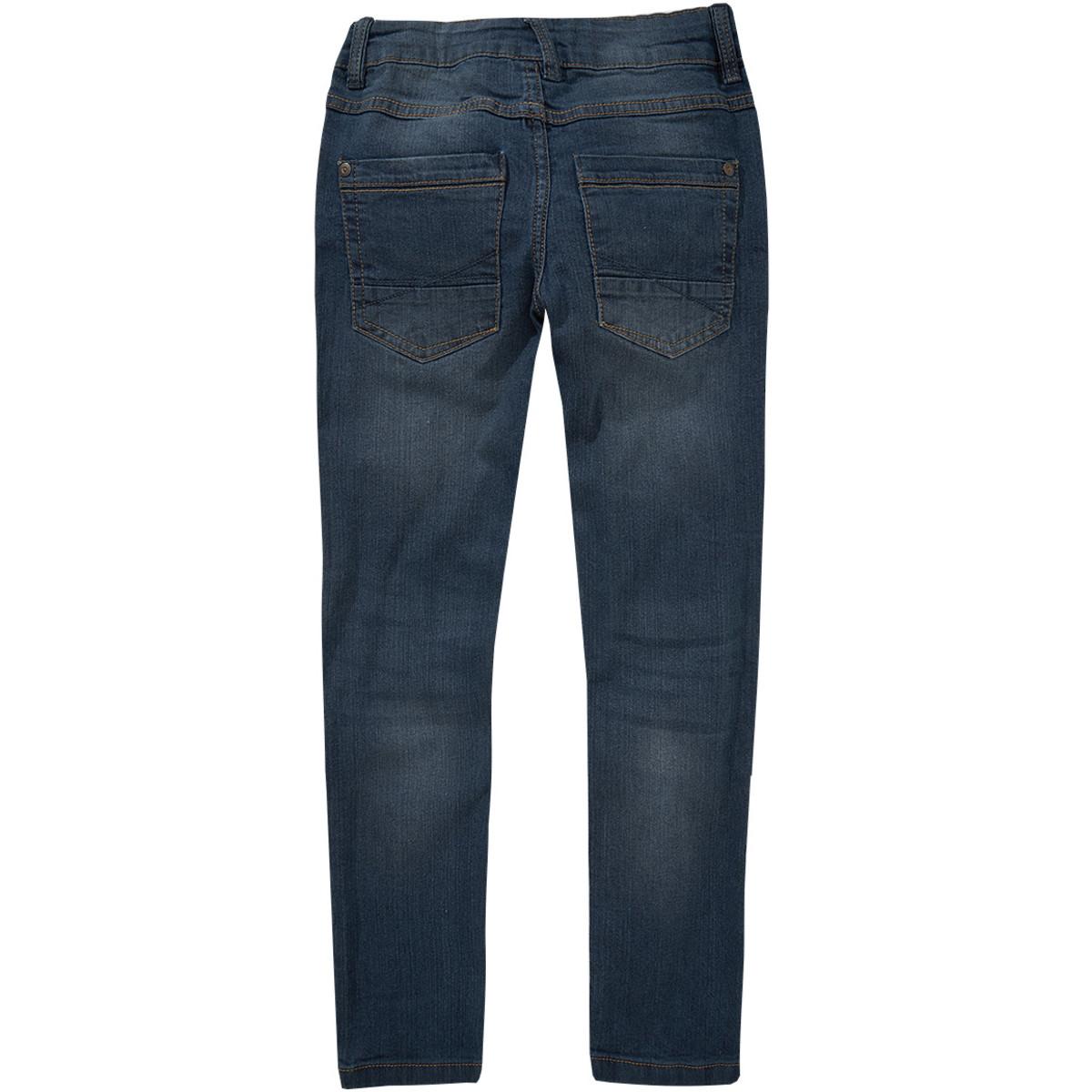 Bild 3 von Jungen Slim-Jeans mit verstellbarem Bund