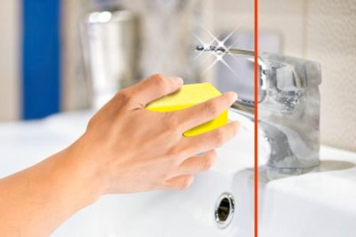 Bild 3 von Sauber Power 100% Bad & WC, Reinigungs-Set