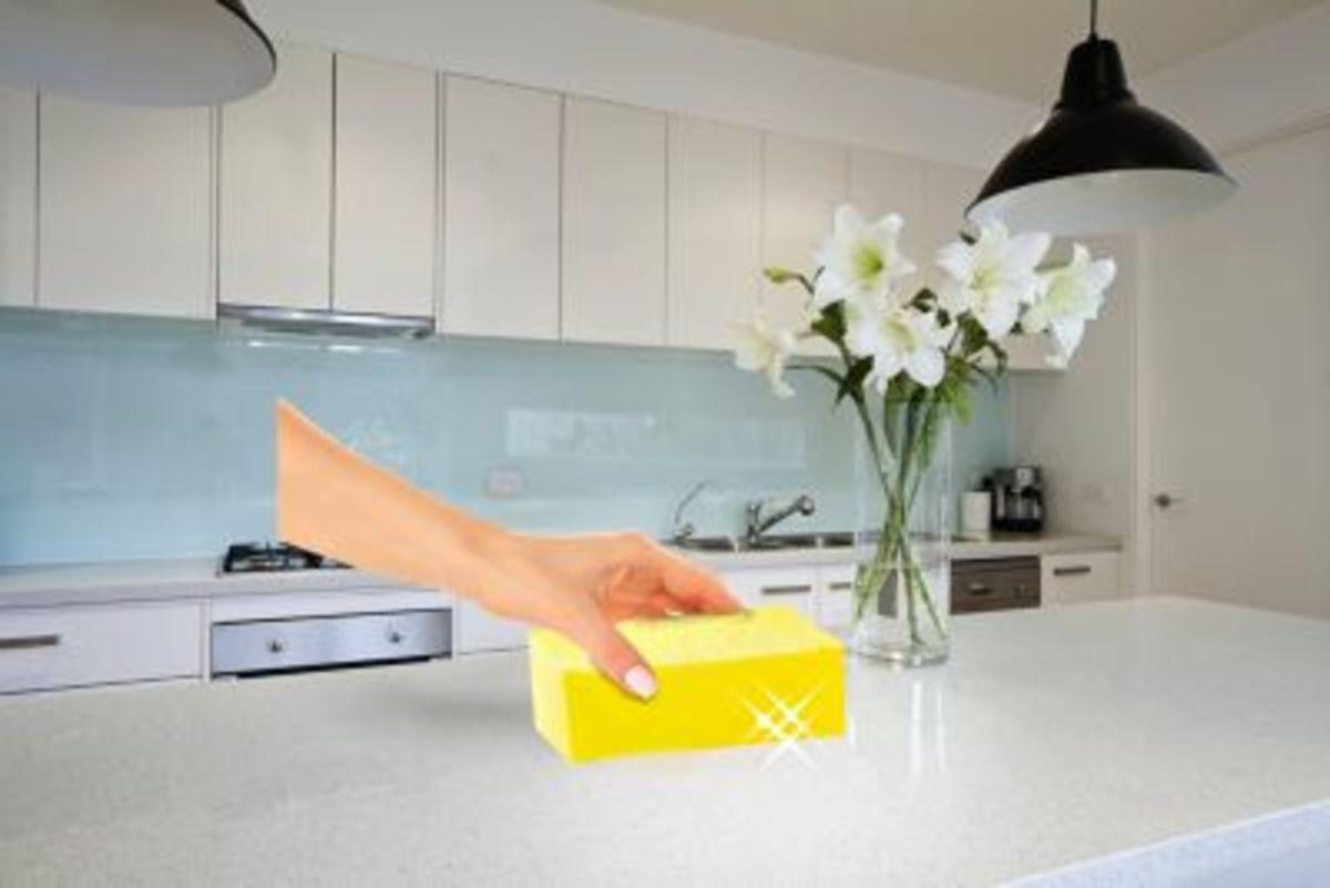 Bild 3 von Sauber Power 100% Küche, Reinigungs-Set
