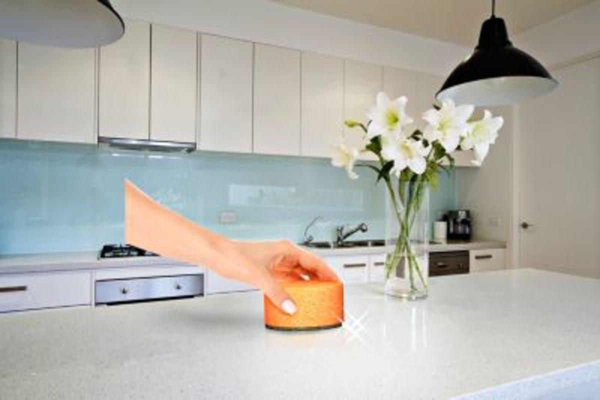 Bild 5 von Sauber Power 100% Küche, Reinigungs-Set