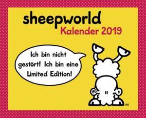Sheepworld Kalender-Set 2019, 8tlg.