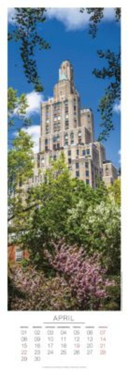 Bild 5 von New York Panoramakal. 2019