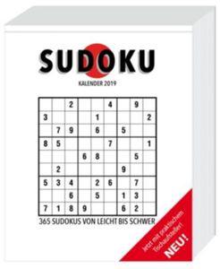 Sudoku Abreißkalender 2019