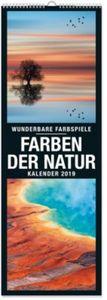 Farben d. Natur Panoramakal. 2019