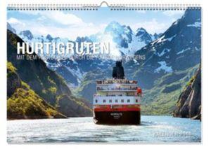 Hurtigruten Premiumkalender 2019