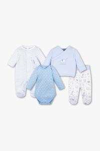 Baby Club         Geschenkset - 4 teilig