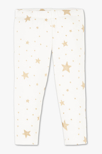 Baby Club         Baby-Leggings - Glanz Effekt