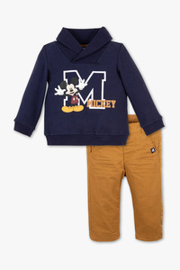 Baby Club         Micky Maus - Baby-Outfit - 2 teilig