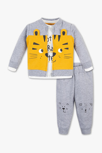 Baby Club         Baby-Outfit - Bio-Baumwolle - 3 teilig