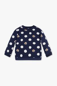 Disney Baby         Disney - Baby-Langarmshirt - Bio-Baumwolle - gepunktet