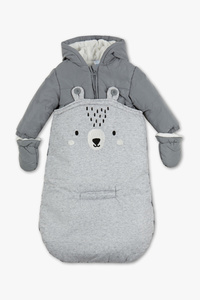 Baby Club         Baby-Ski-Outfit - 2 teilig