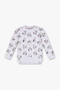 Disney Baby         Minnie Maus - Baby-Sweatshirt - Bio-Baumwolle
