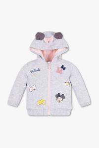 Disney Baby         Minnie Maus - Baby-Sweatshirt - Glanz Effekt