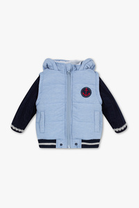 Baby Club         Jacke - 2-in-1-Look