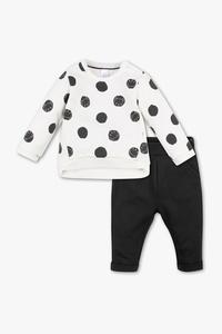 Baby Club         Baby-Outfit - Bio-Baumwolle - 2 teilig