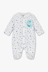 Baby Club         Baby-Schlafanzug - Bio-Baumwolle