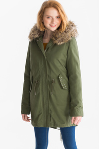 Clockhouse         Parka - 2-in-1-Look