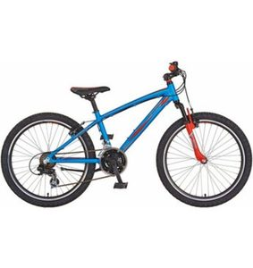 REX Bike Mountainbike »Graveler Junior/MTB«, 21 Gang Shimano, Kettenschaltung