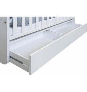 Unterbett-Schubkasten »Aarhus« in weiß matt