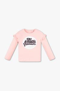 Disney Girls         Die Eiskönigin - Langarmshirt - Glanz Effekt