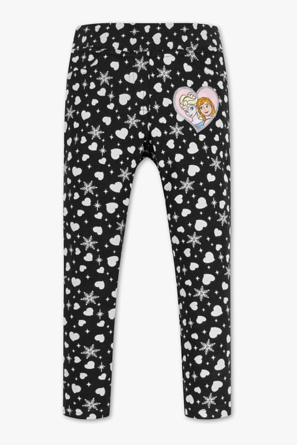 Disney Girls         Die Eiskönigin - Leggings - Bio-Baumwolle