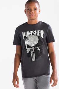 Here and There         The Punisher - Kurzarmshirt