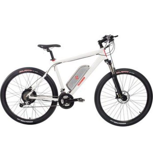 Telefunken Herren Alu Hardt. MTB-E-Bike, 27,5 Z., 27-Gg. Deore XT Kettensch., »Aufsteiger M850«