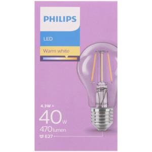Philips Filament-Kugellampe