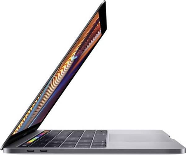 Apple MacBook Pro mit Touch Bar 33.8 cm (13.3 Zoll) Intel Core i5 8 GB 256 GB SSD Intel Iris Plus Graphics macOS High S