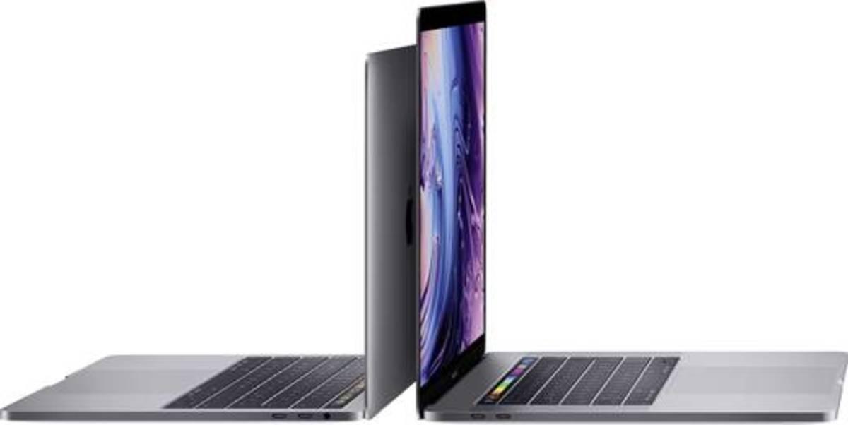 Bild 3 von Apple MacBook Pro mit Touch Bar 33.8 cm (13.3 Zoll) Intel Core i5 8 GB 256 GB SSD Intel Iris Plus Graphics macOS High S