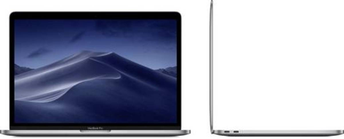 Bild 4 von Apple MacBook Pro mit Touch Bar 33.8 cm (13.3 Zoll) Intel Core i5 8 GB 256 GB SSD Intel Iris Plus Graphics macOS High S