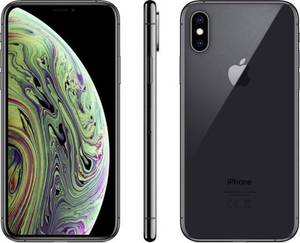 Apple iPhone XS 64 GB Spacegrau