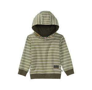 Liegelind Baby-Jungen-Sweatshirt mit Streifenmuster