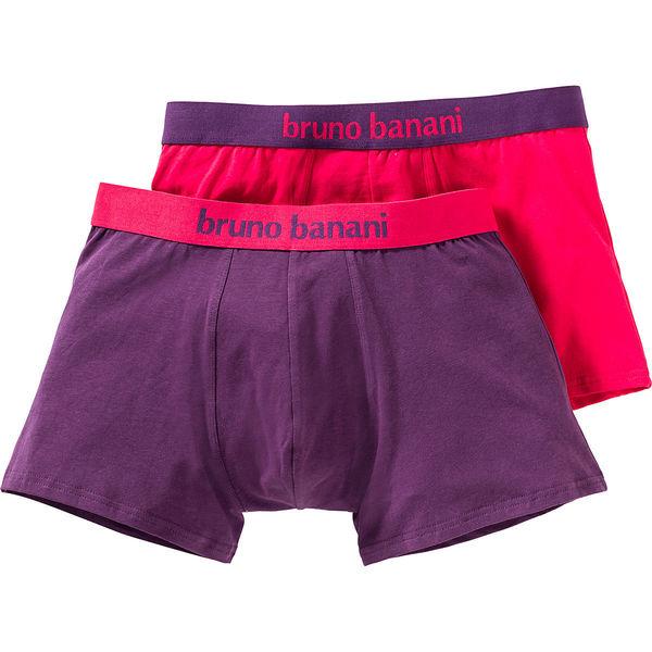 Bruno Banani Herren Shorts, Doppelpack