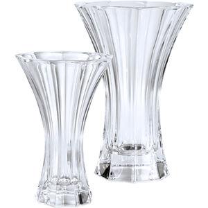 Nachtmann Vasen-Set Saphir, 24 und 18 cm