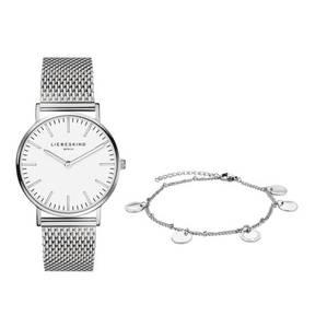 Liebeskind             Set Damenuhr und Armband LS-0035-MQB