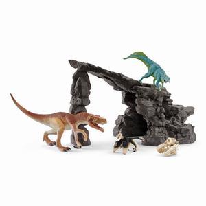 Schleich 41461 Dinoset mit Höhle