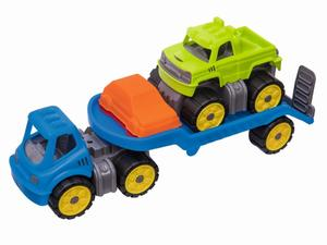 BIG Power Worker Mini Monstertruckset