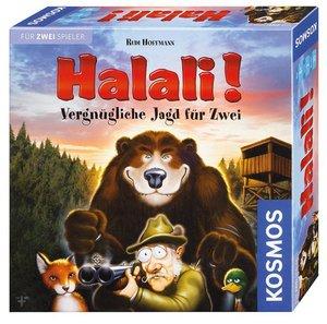 KOSMOS Halali-für 2 Spieler