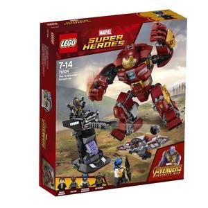 LEGO Marvel 76104 Der Hulkbuster