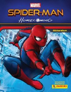 Spider-Man Homecoming - Panini Sammelalbum