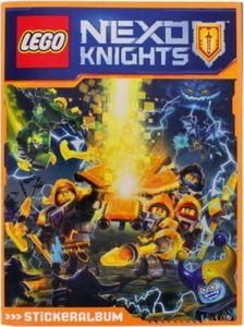 LEGO Nexo Knights Sammelalbum