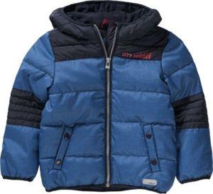 Winterjacke mit Polarfleece Futter Gr. 92 Jungen Kleinkinder