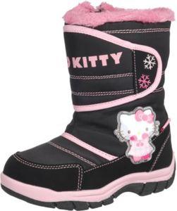 Hello Kitty Winterstiefel , gefüttert Gr. 30 Mädchen Kinder
