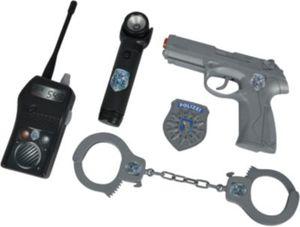 Polizei Ausrüstung im Koffer Jungen Kinder