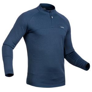 Skiunterwäsche Funktionsshirt MD 500 Herren blau