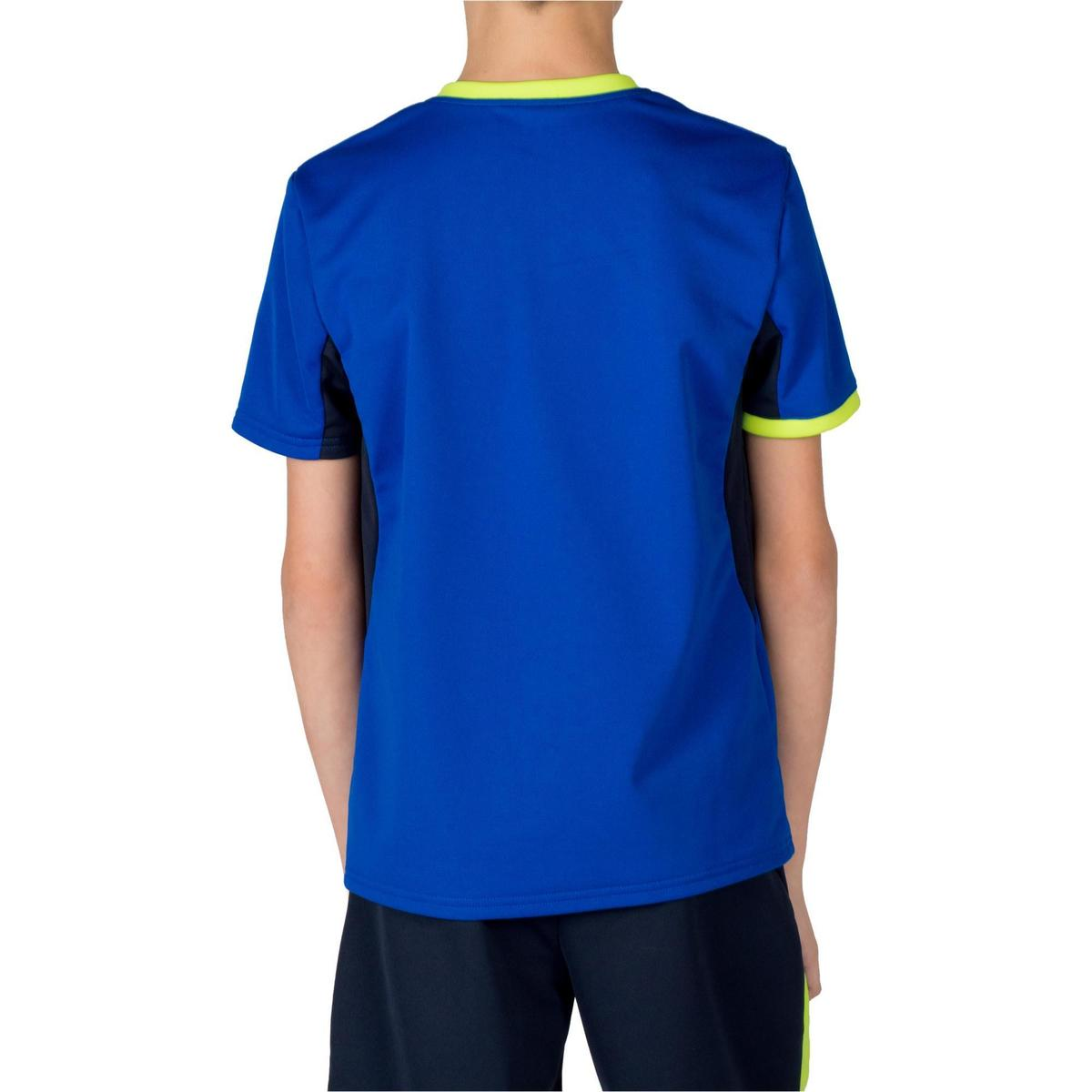 Bild 5 von Handballtrikot H100 Kinder blau/gelb