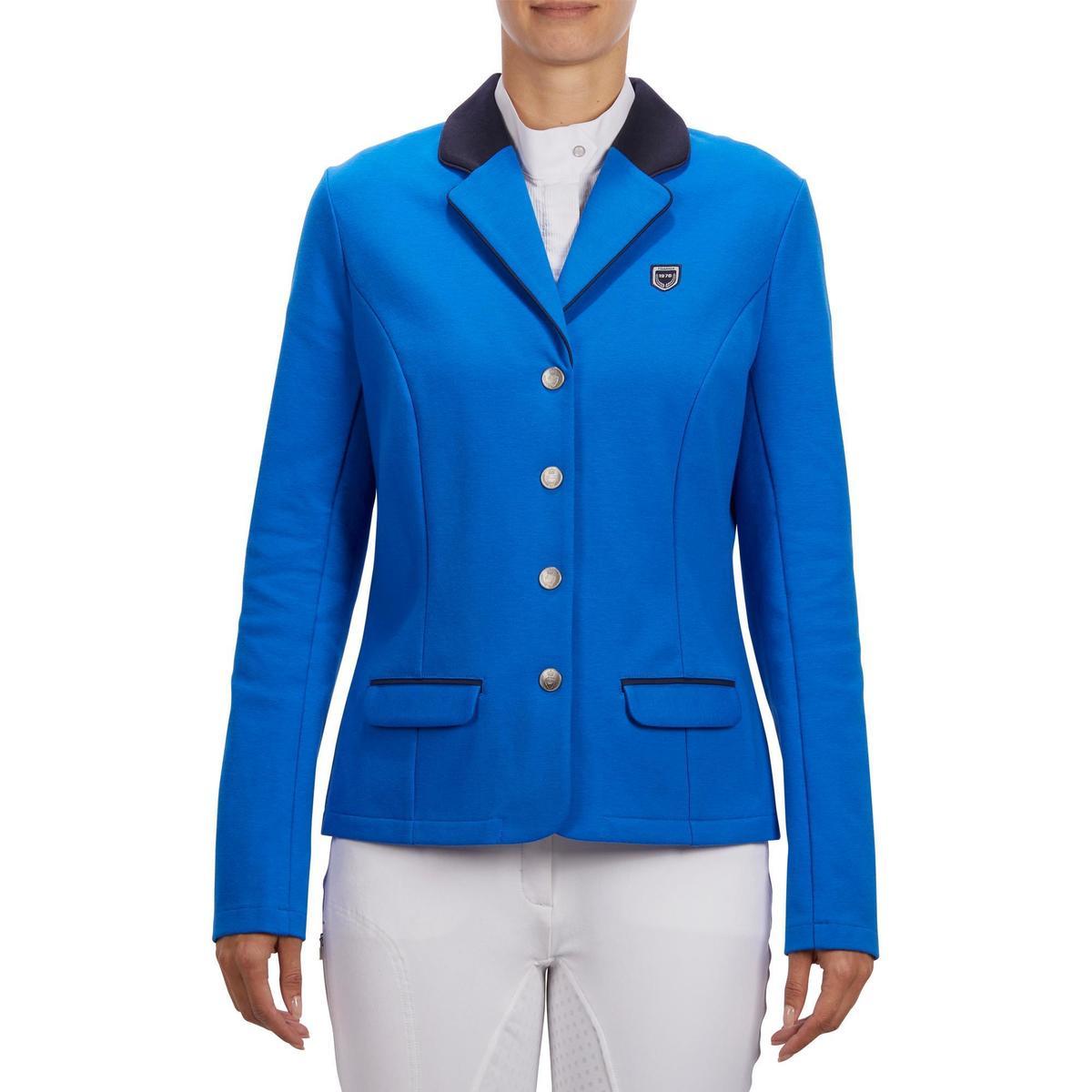 Bild 2 von Turnierjacket COMP100 Damen königsblau