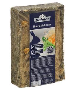 Dehner Premium Hanfmatte mit Drops für Kleintiere