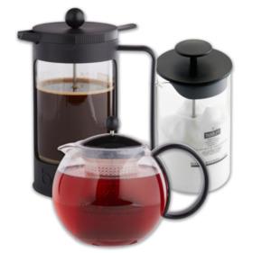 BODUM Kaffee- oder Teebereiter oder Milchschäumer